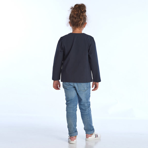 proud little cloud longsleeve hinten